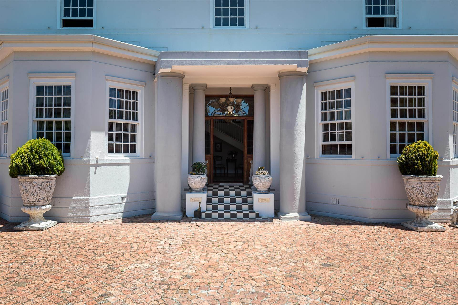Single Family Home for Sale at The Manor House Reborn Cape Town, Western Cape,8001 South Africa