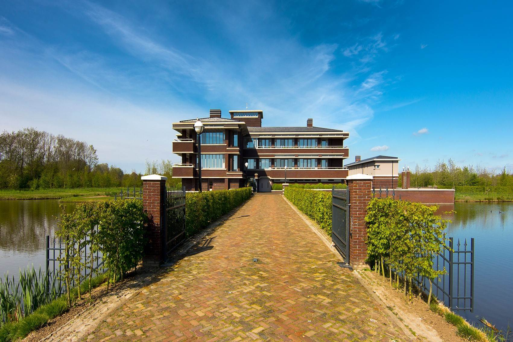 Estate for Sale at Exceptional estate Gorinchem, Netherlands