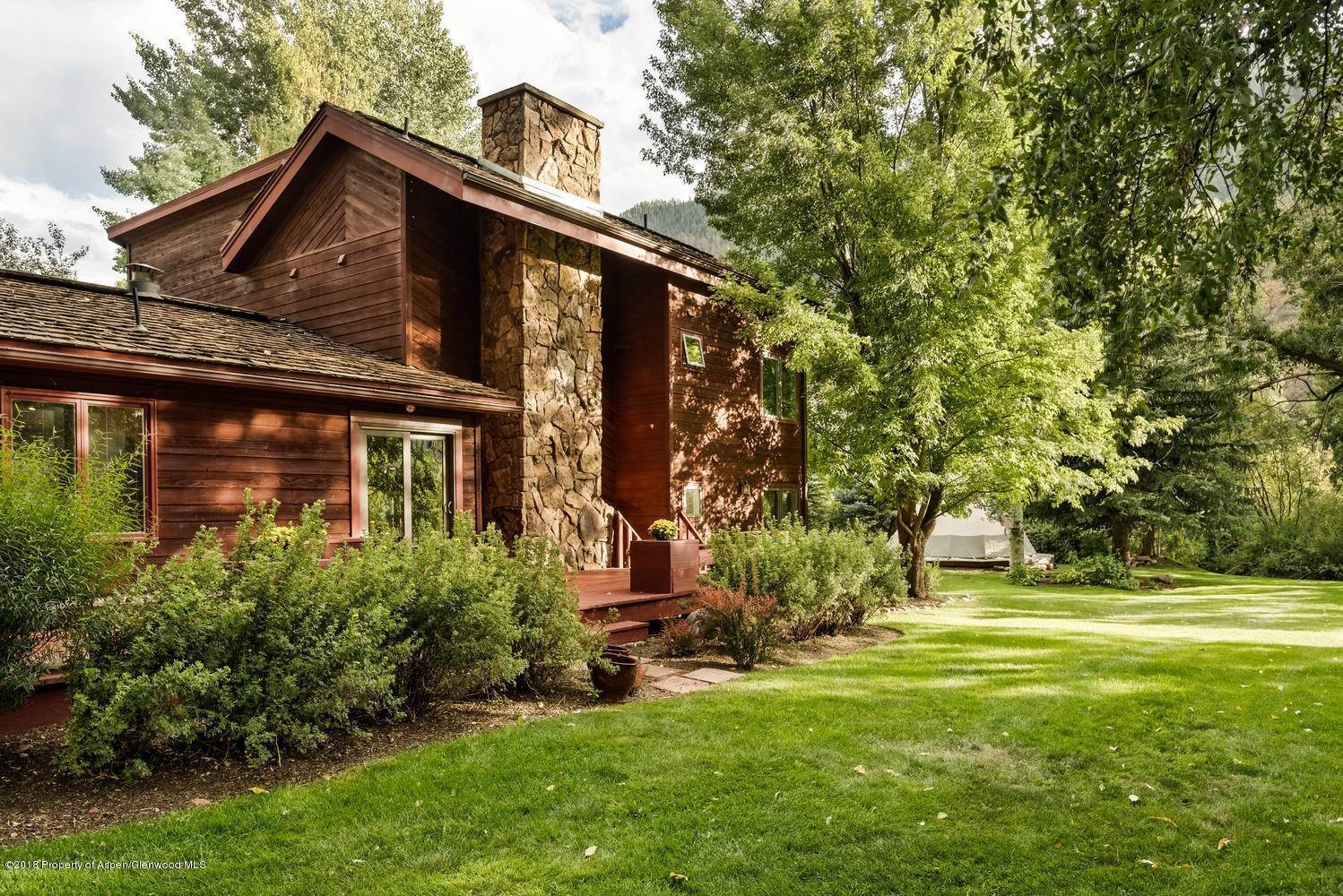 Single Family Home por un Alquiler en 2122 Lower River Road Snowmass, Colorado,81654 Estados Unidos