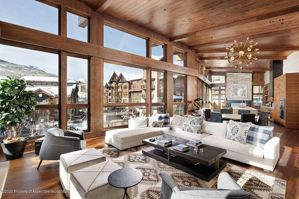 Condominium por un Alquiler en 61 Wood Road #R-1 Snowmass Village, Colorado,81615 Estados Unidos