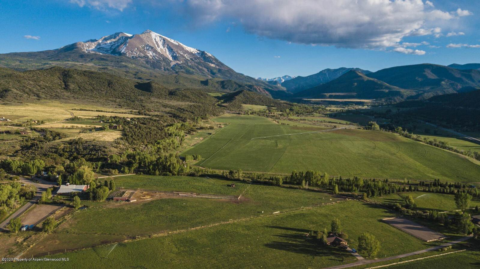 Ranch/Farm for Sale at 1625 +2 Prince Creek Road Road Carbondale, Colorado,81623 United States