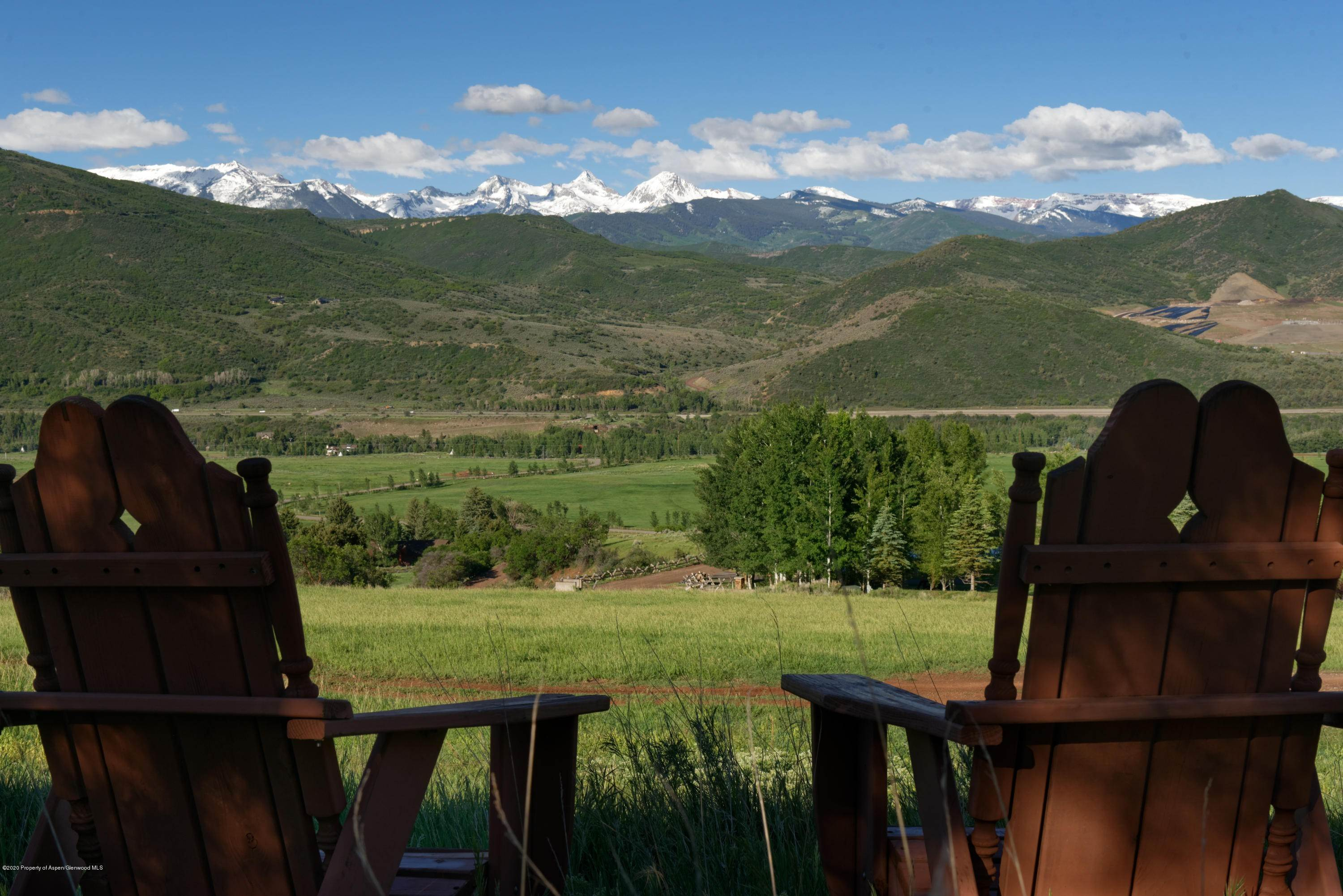 Land/Lot for Sale at TBD Aspen Valley Downs Road Woody Creek, Colorado,81656 United States