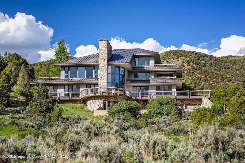 Single Family Home pour l à vendre à 2500 E Sopris Creek Road Basalt, Colorado,81621 États-Unis