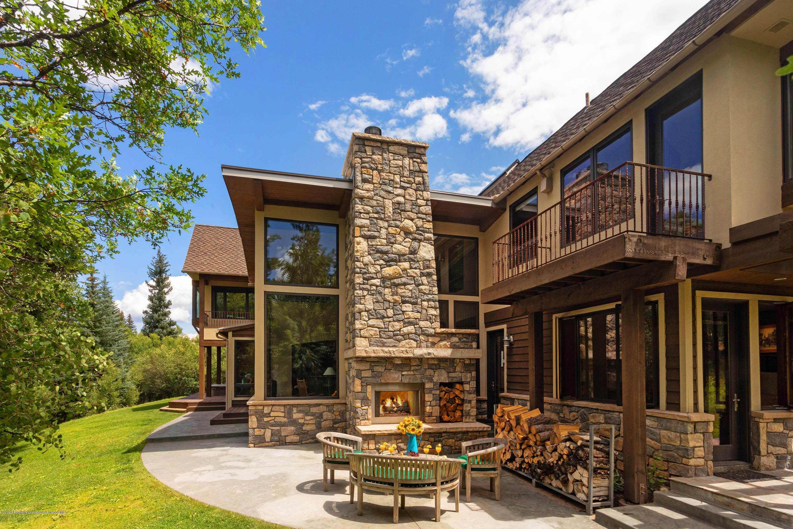 30. Single Family Home vì Bán tại 307 Whisperwind Way Snowmass, Colorado,81654 Hoa Kỳ