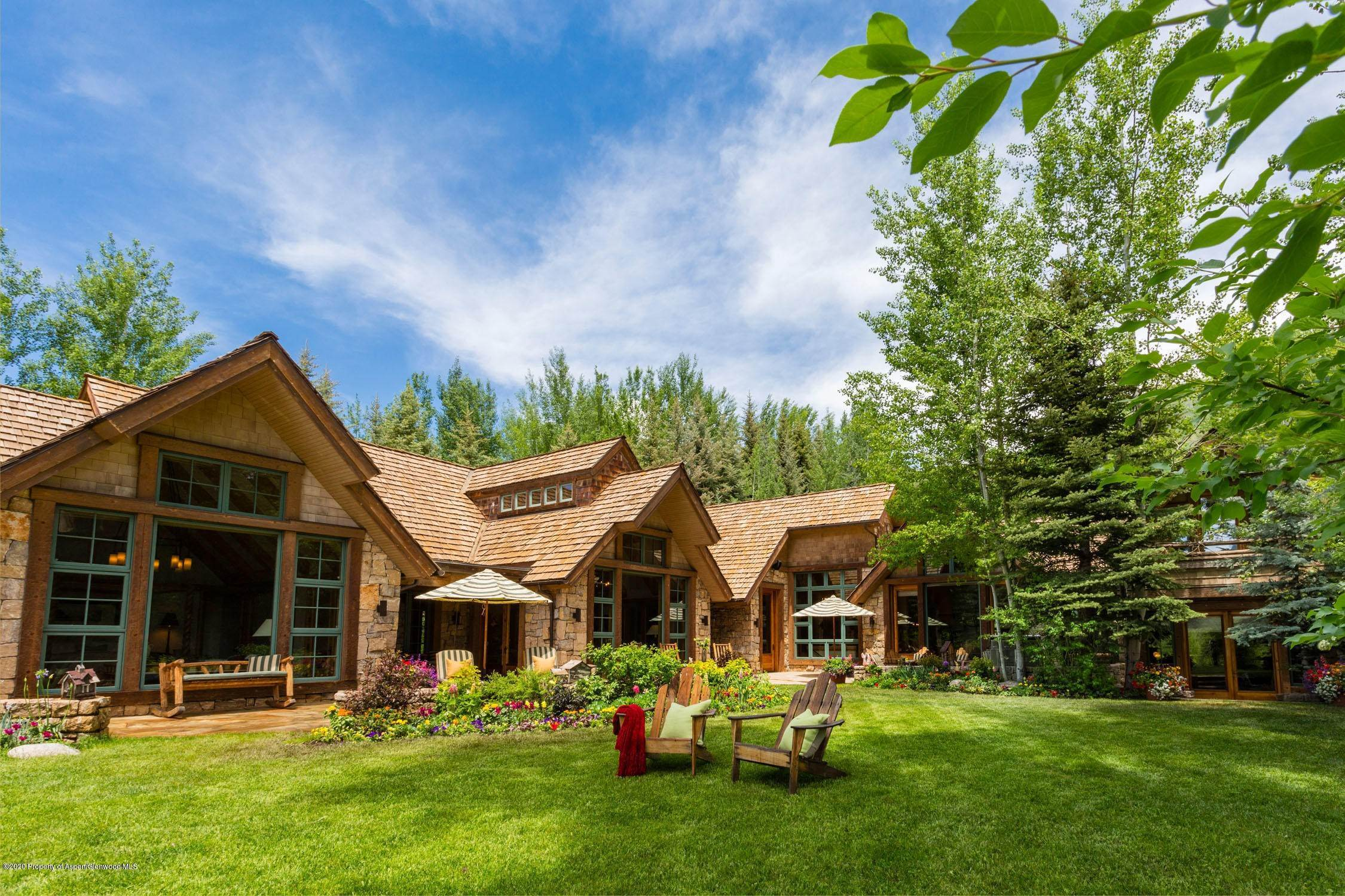3. Single Family Home por un Venta en 904 Willoughby Way Aspen, Colorado,81611 Estados Unidos