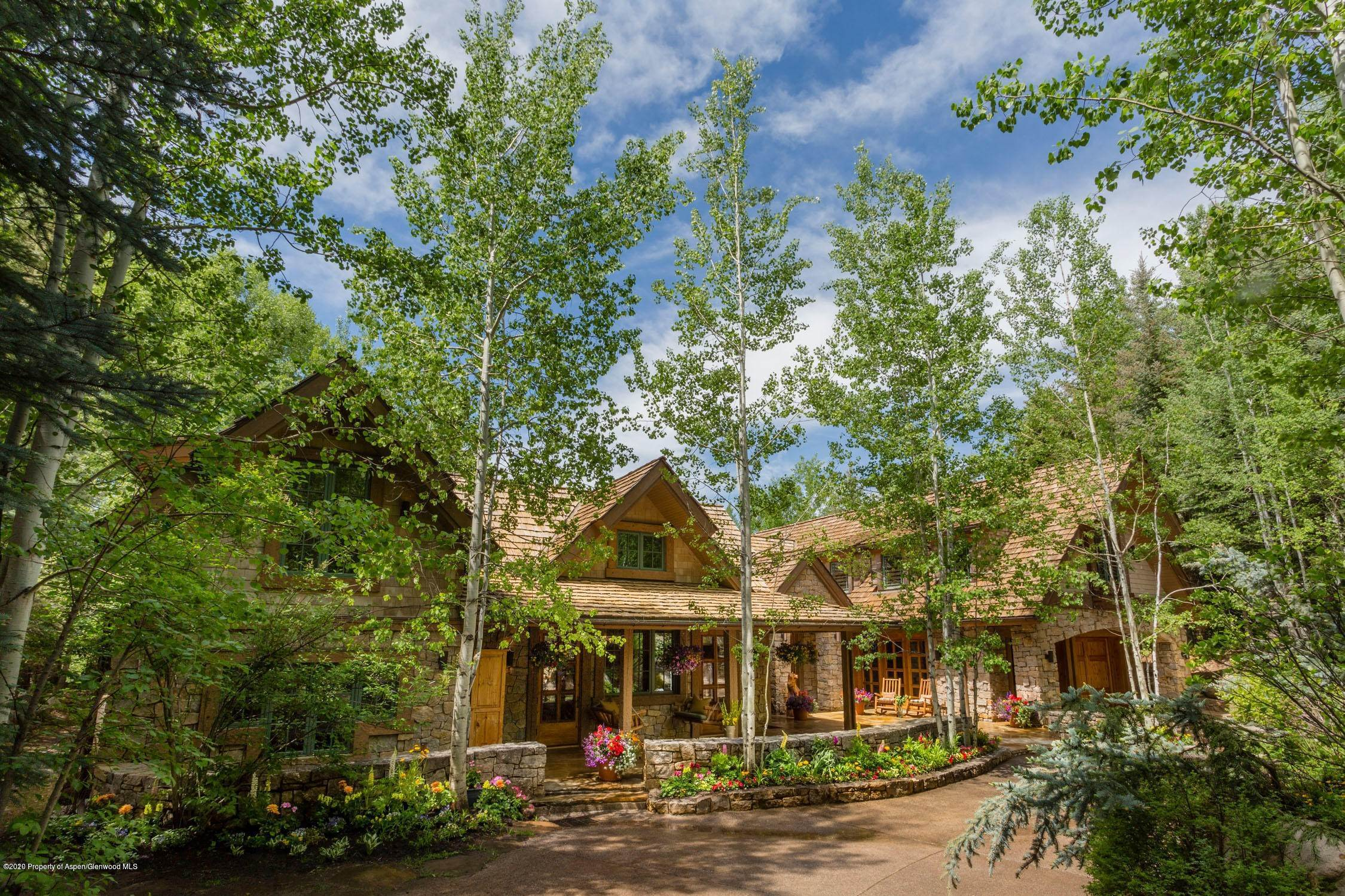 2. Single Family Home por un Venta en 904 Willoughby Way Aspen, Colorado,81611 Estados Unidos