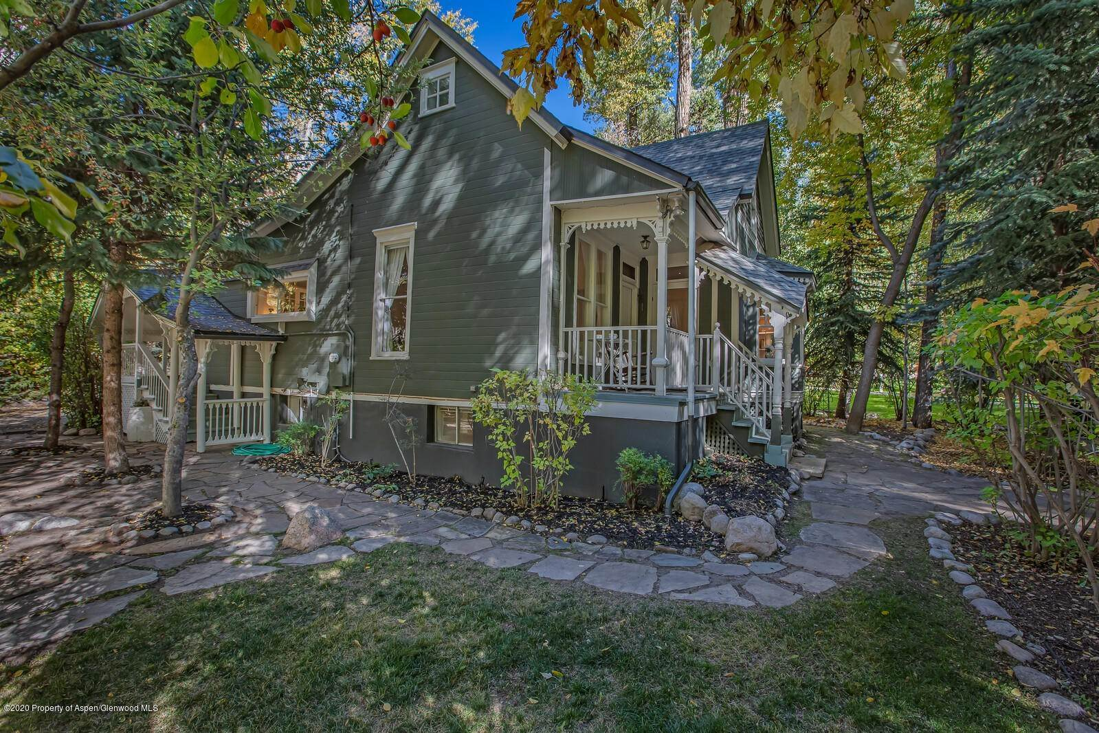 28. Single Family Home para Venda às 470 N Spring Street Aspen, Colorado,81611 Estados Unidos
