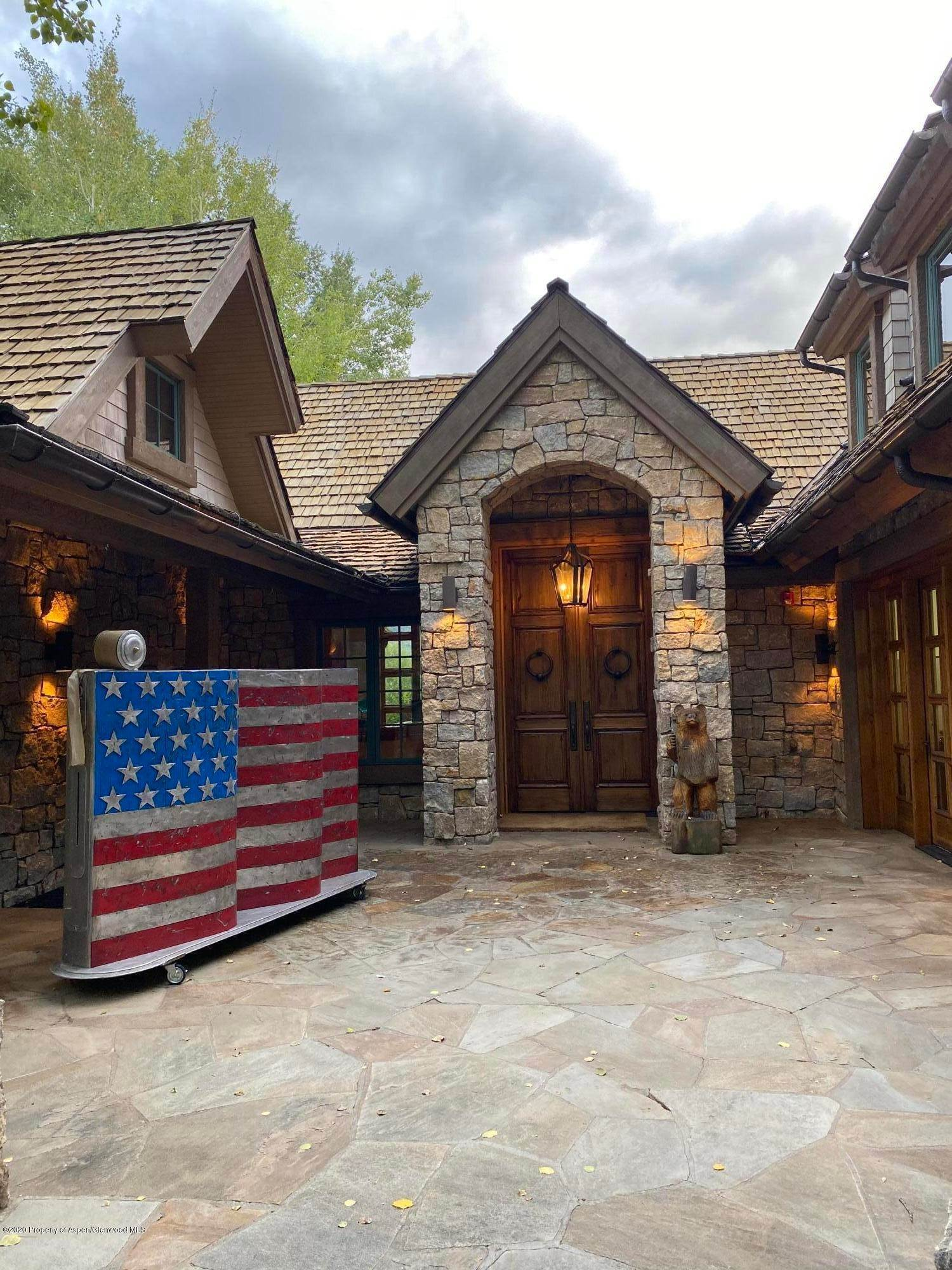 37. Single Family Home por un Venta en 904 Willoughby Way Aspen, Colorado,81611 Estados Unidos