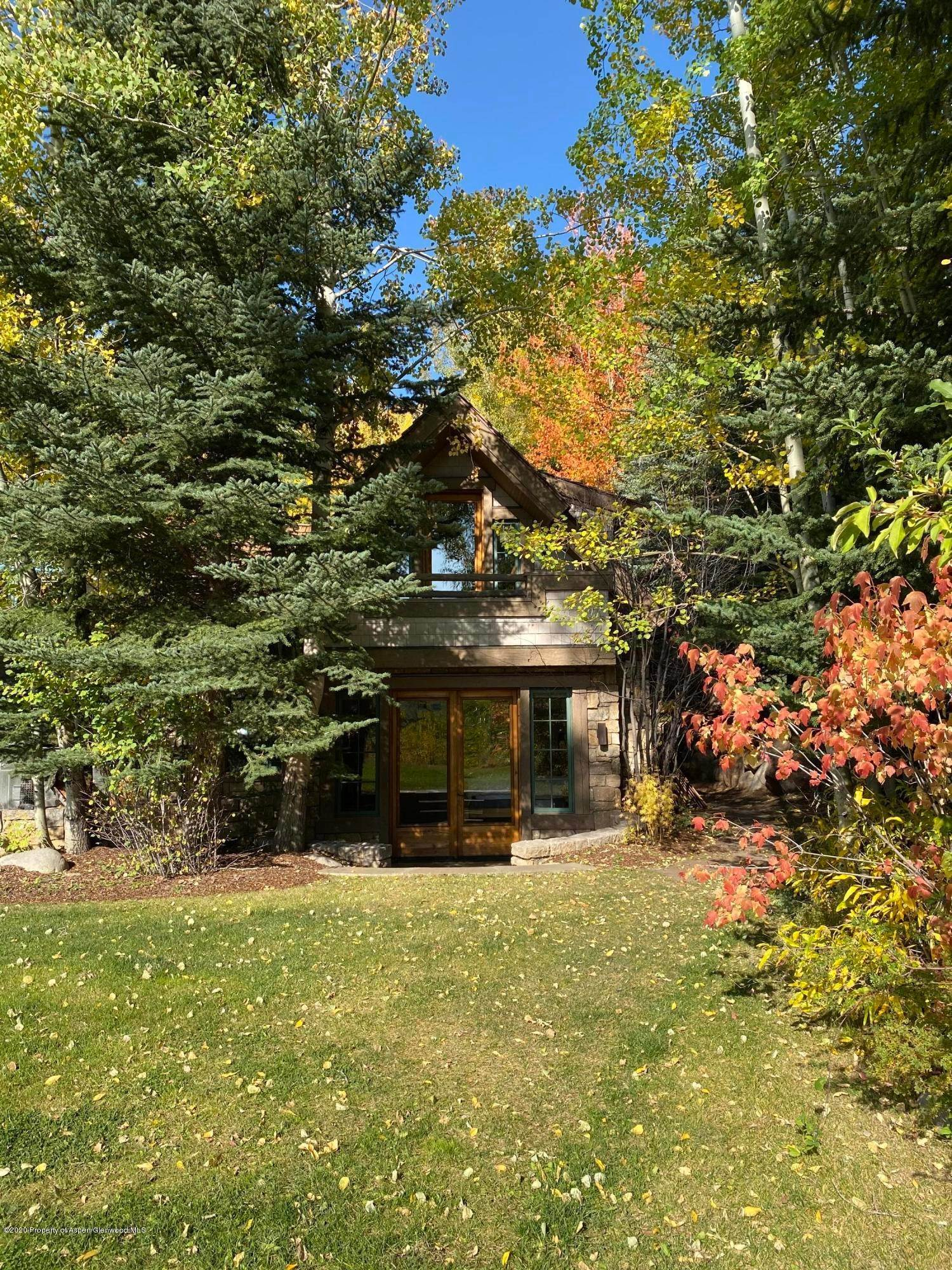 42. Single Family Home por un Venta en 904 Willoughby Way Aspen, Colorado,81611 Estados Unidos