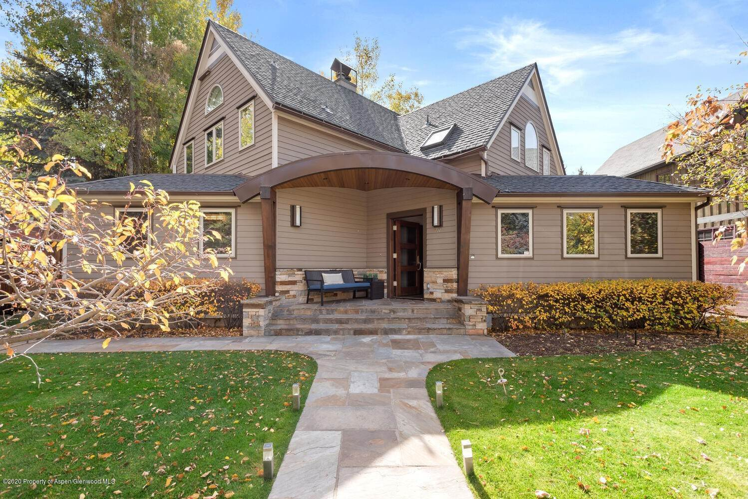 2. Single Family Home for Sale at 711 W Bleeker Street Aspen, Colorado,81611 United States