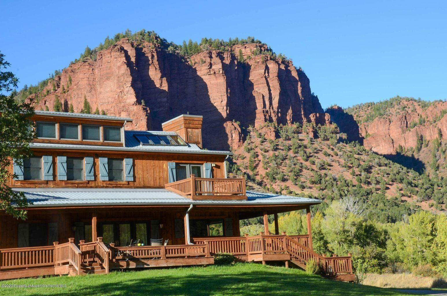 Single Family Home por un Venta en 101 Stackyard Lane Basalt, Colorado,81621 Estados Unidos