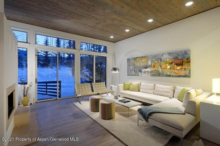Single Family Home for Sale at 55 Overlook Drive Aspen, Colorado,81611 United States