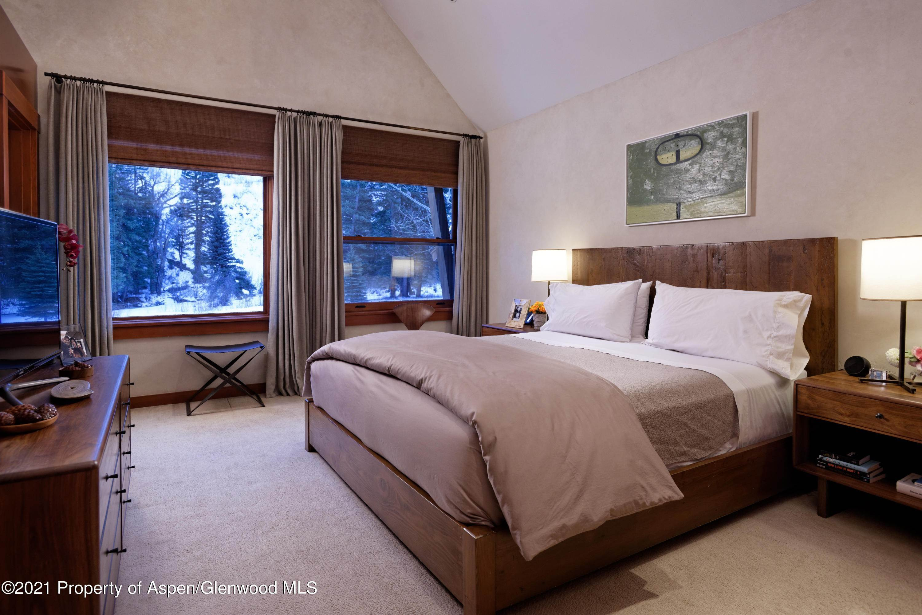 32. Single Family Home pour l à vendre à 55 Hall Drive Aspen, Colorado,81611 États-Unis
