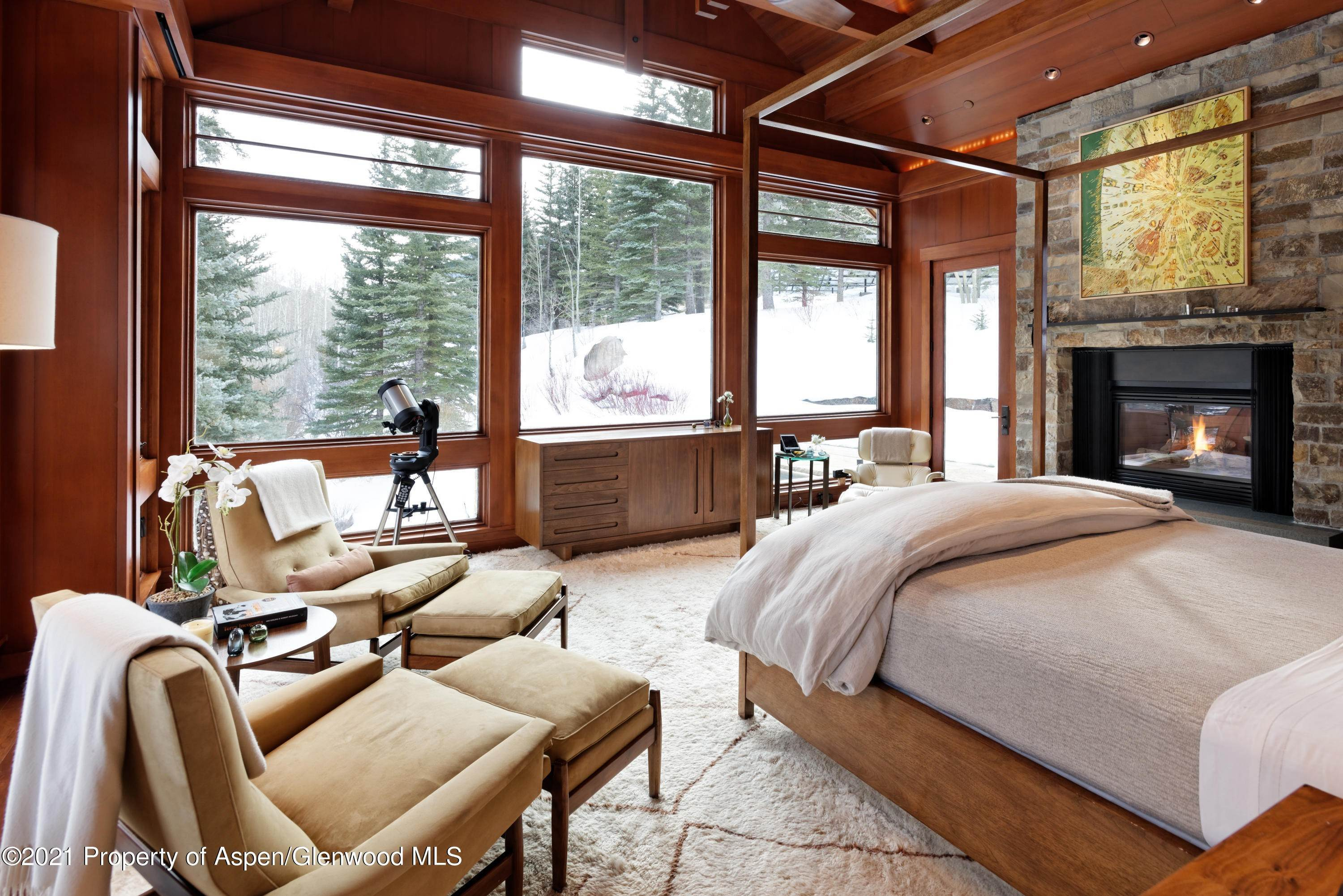 21. Single Family Home pour l à vendre à 55 Hall Drive Aspen, Colorado,81611 États-Unis