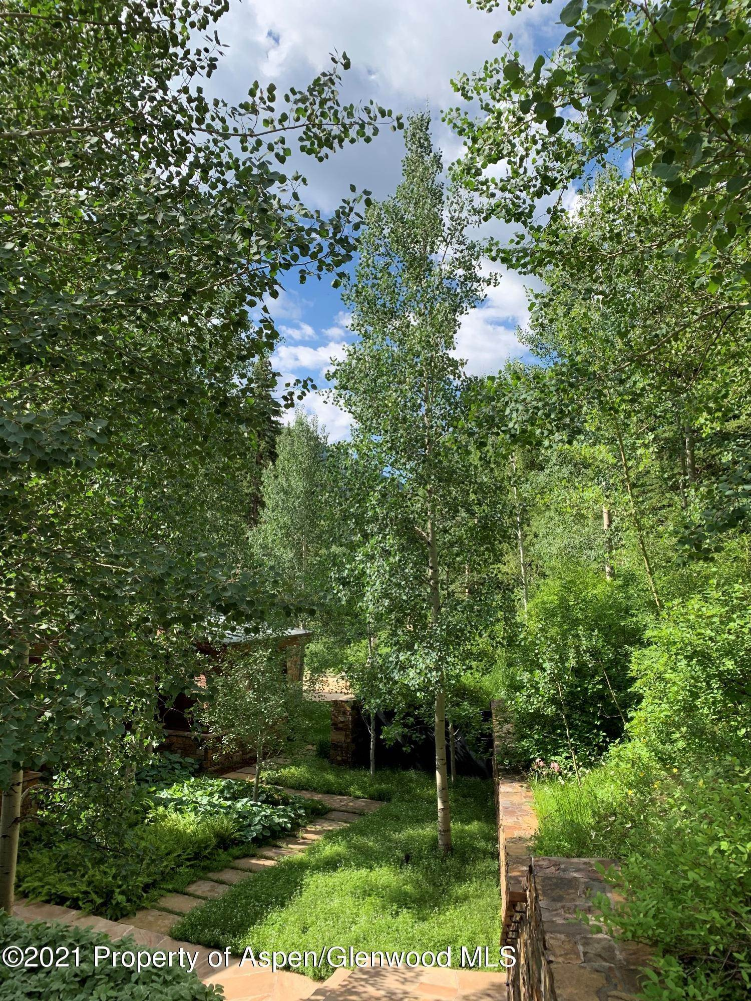 50. Single Family Home pour l à vendre à 55 Hall Drive Aspen, Colorado,81611 États-Unis