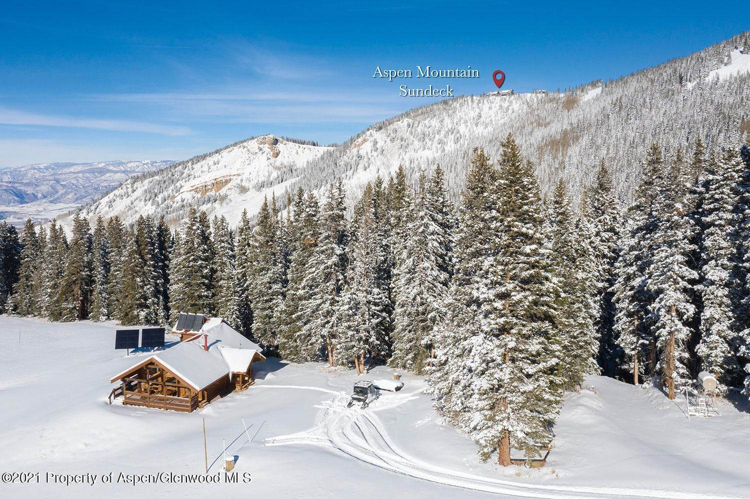 Single Family Home per Vendita alle ore 4300 Midnight Mine Road Aspen, Colorado,81611 Stati Uniti