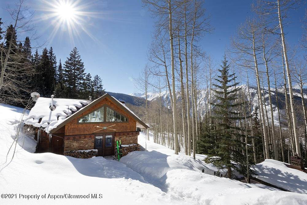 Single Family Home per Vendita alle ore 88 Lower Hurricane Road Aspen, Colorado,81611 Stati Uniti