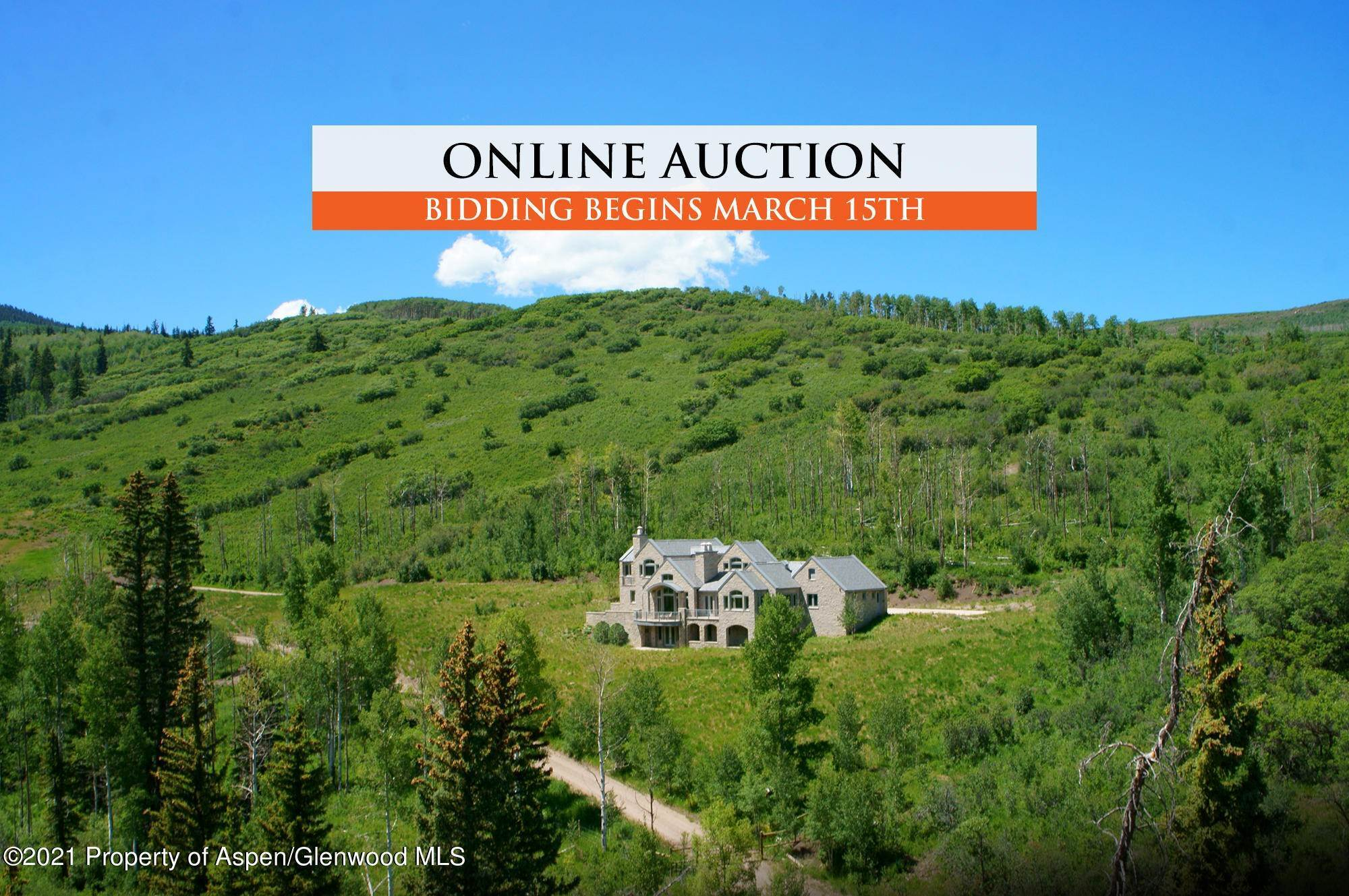 2. Single Family Home for Sale at 6889 Capitol Creek Road Snowmass, Colorado,81654 United States