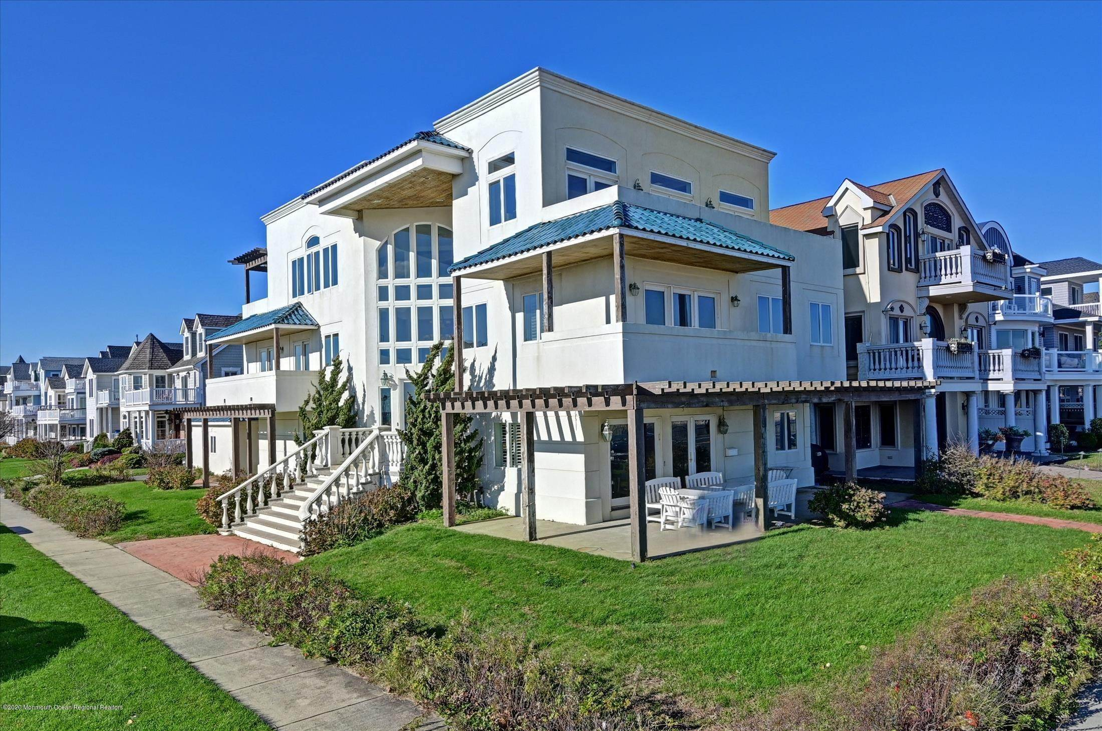 Single Family Home for Sale at 313 Ocean Avenue Belmar, New Jersey,07719 United States