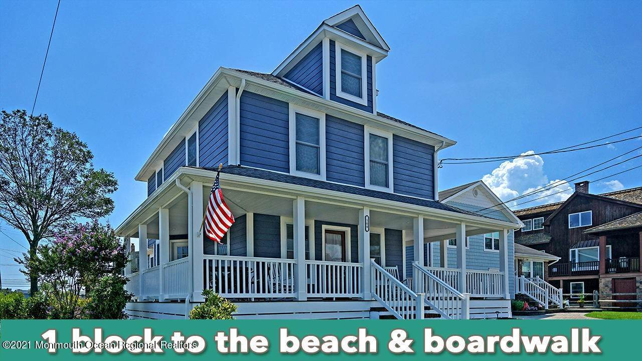Single Family Home for Rent at 100 Central Avenue Point Pleasant Beach, New Jersey,08742 United States