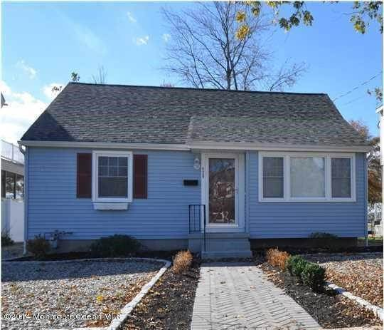Single Family Home for Rent at 429 Euclid Avenue Manasquan, New Jersey,08736 United States