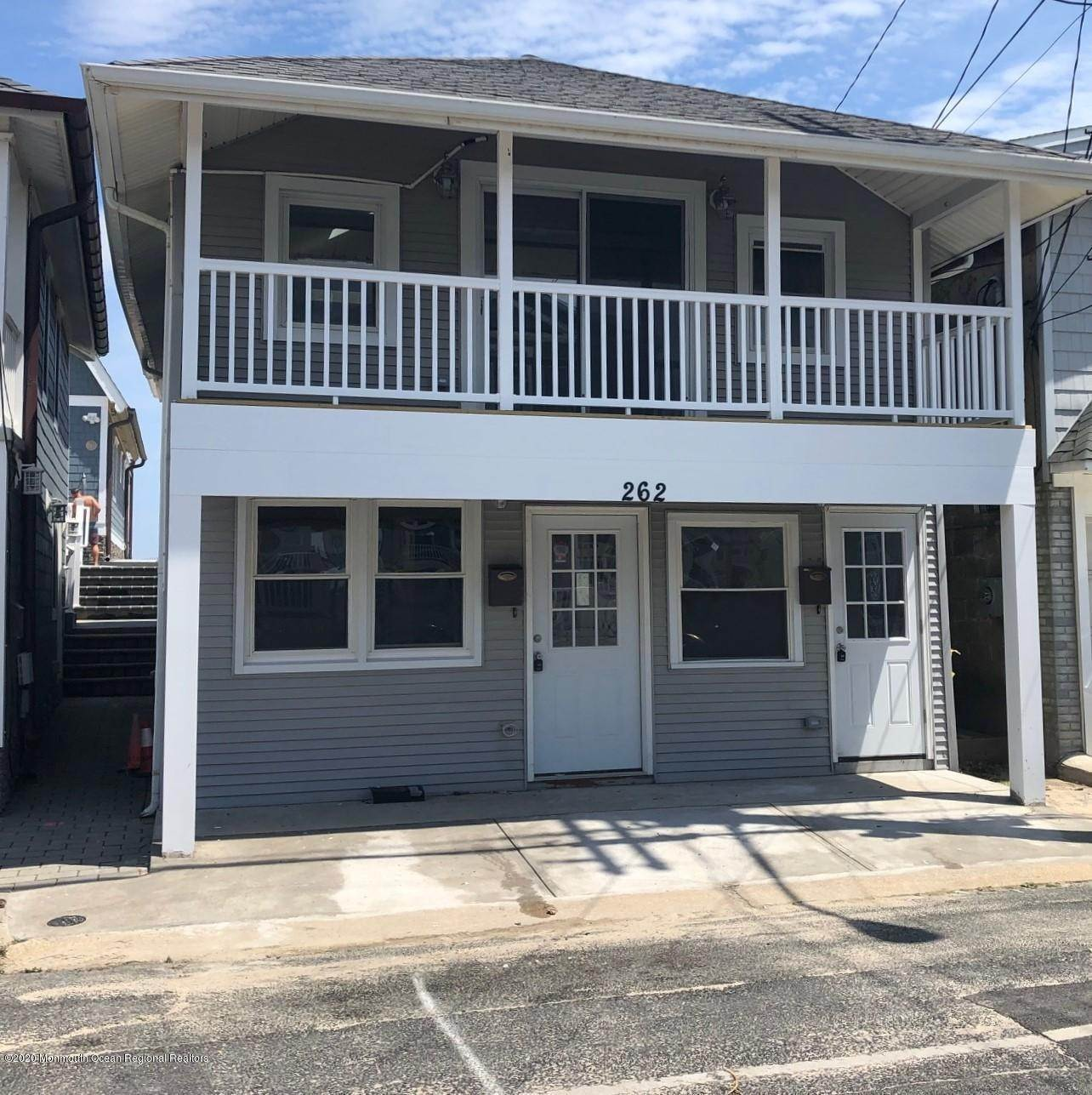 Residence/Apartment for Rent at 262 1st Avenue Manasquan, New Jersey,08736 United States