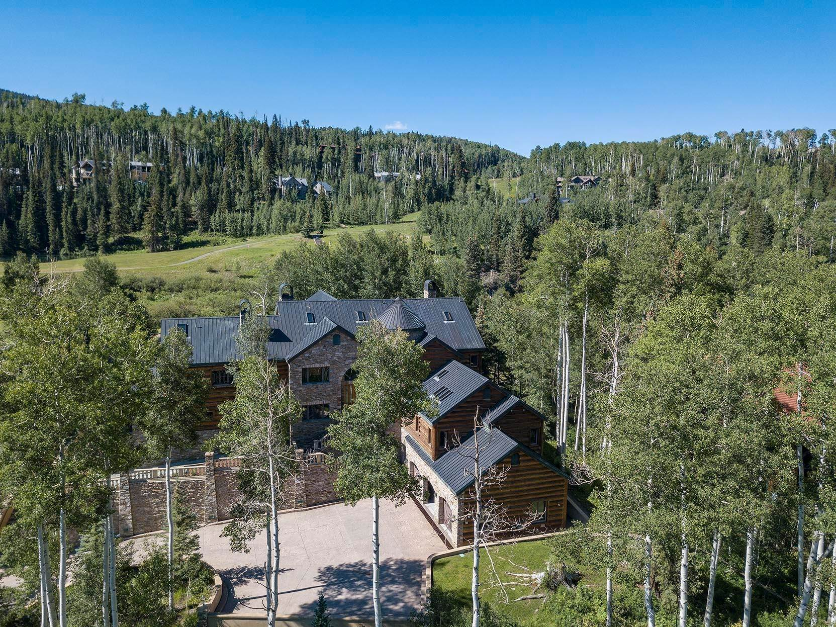 Single Family Home for Sale at 228 Russell Drive Mountain Village, Colorado,81435 United States