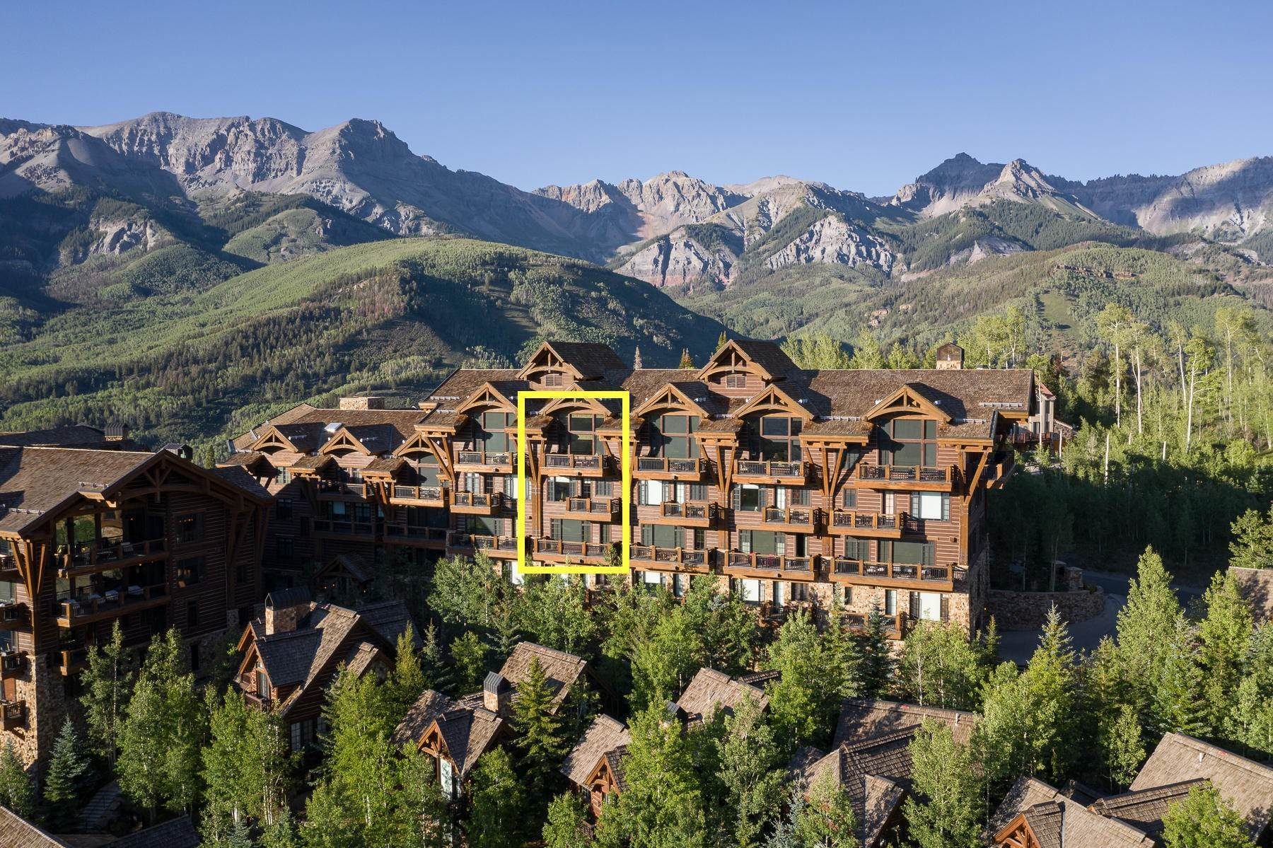 2. Condominium for Sale at 117 Sunny Ridge Place Mountain Village, Colorado,81435 United States