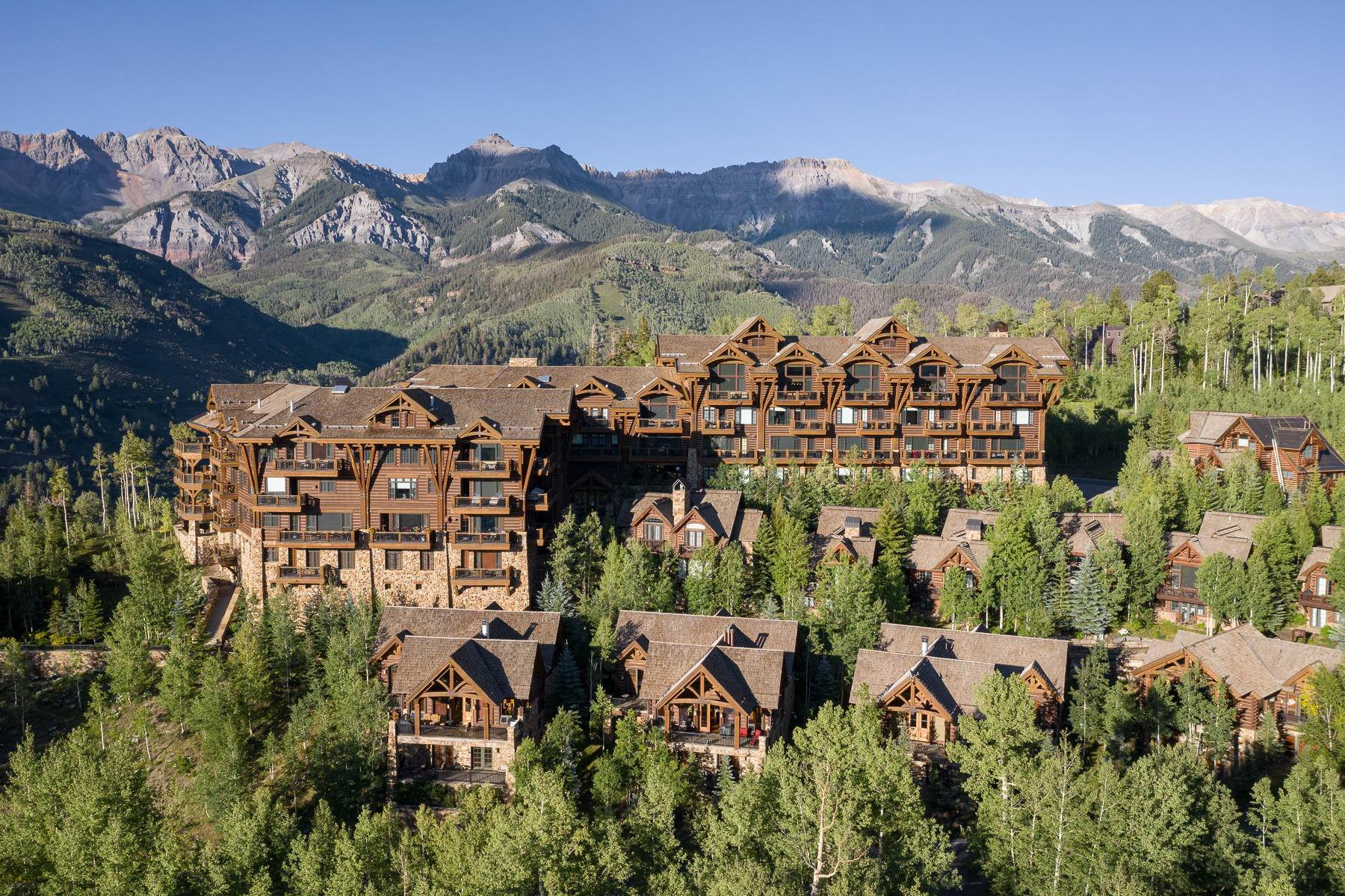 Condominium for Sale at 117 Sunny Ridge Place Mountain Village, Colorado,81435 United States