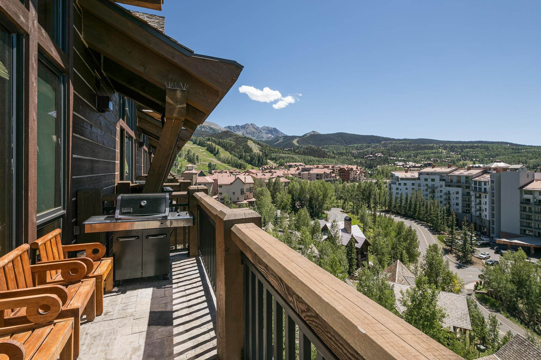 12. Condominium for Sale at 117 Sunny Ridge Place Mountain Village, Colorado,81435 United States