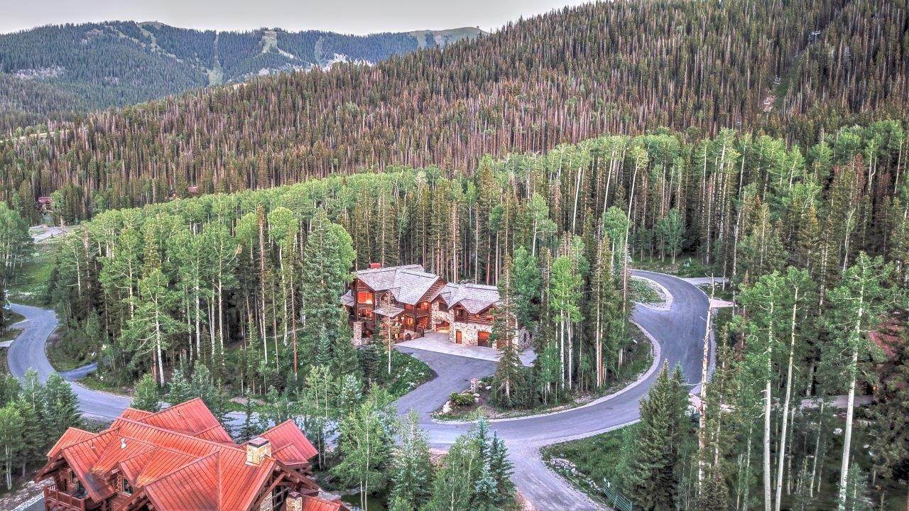 Single Family Home for Sale at 135 High Country Road Mountain Village, Colorado,81435 United States