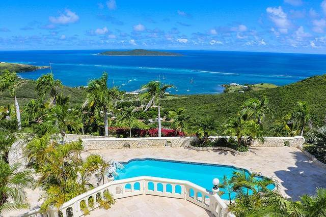 11. Villa/Townhouse for Sale at Virgin Islands Castle on the Coast of St. Croix 13 North Slob EB St Croix, Virgin Islands,00820 United States Virgin Islands