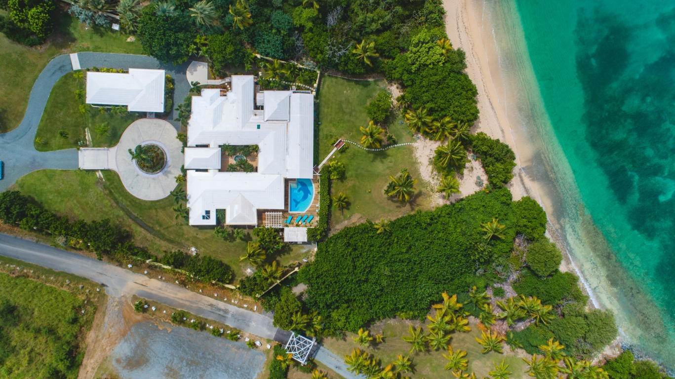 71. 저택 용 매매 에 Private St. Croix Compound with Three Guest Houses 1 Anna's Hope EA St Croix, Virgin Islands,00820 미국령 버진 아일랜드