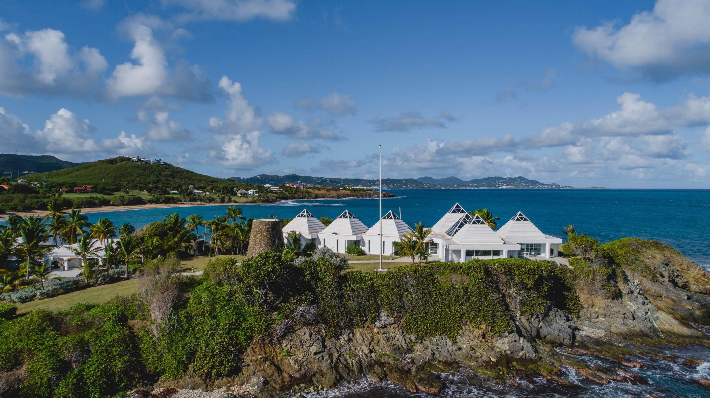 7. 저택 용 매매 에 Private St. Croix Compound with Three Guest Houses 1 Anna's Hope EA St Croix, Virgin Islands,00820 미국령 버진 아일랜드