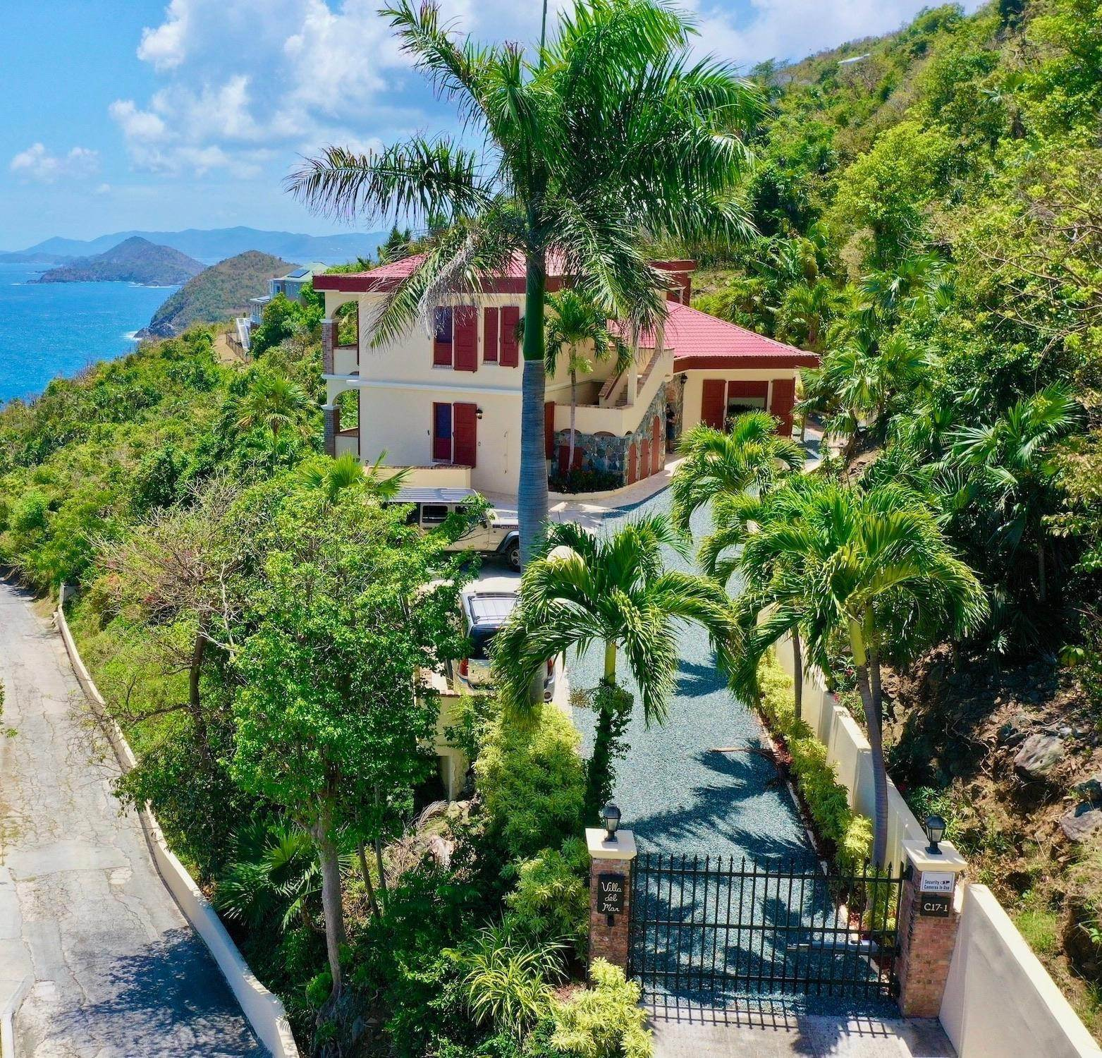 Single Family Home for Sale at C-17-1 Lovenlund GNS 00802 C-17-1 Lovenlund GNS St Thomas, Virgin Islands,00802 United States Virgin Islands