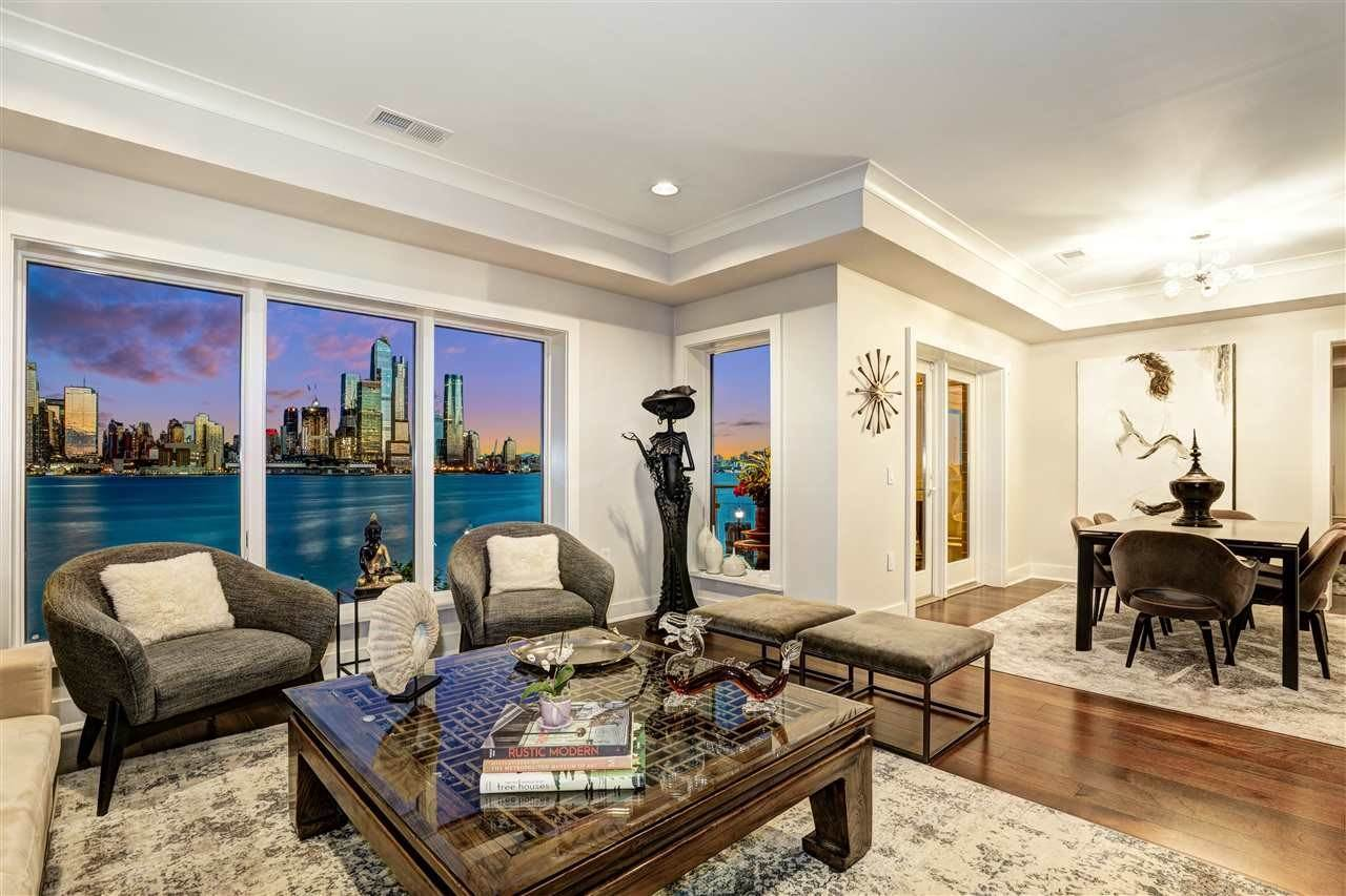 Condominium for Sale at 150 HENLEY PLACE #208 Weehawken, New Jersey,07086 United States