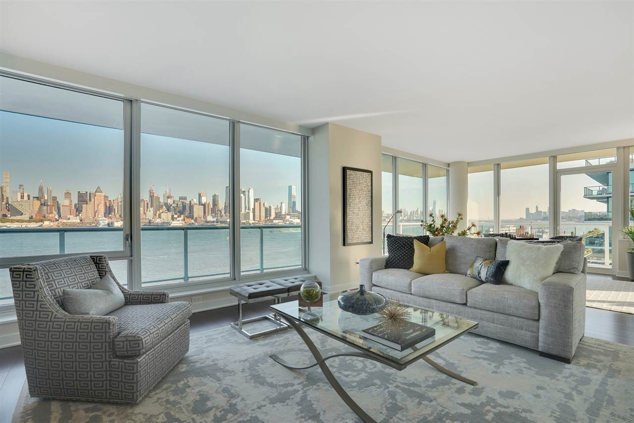 Condominium for Sale at 1000 AVENUE AT PORT IMPERIAL #511 Weehawken, New Jersey,07086 United States