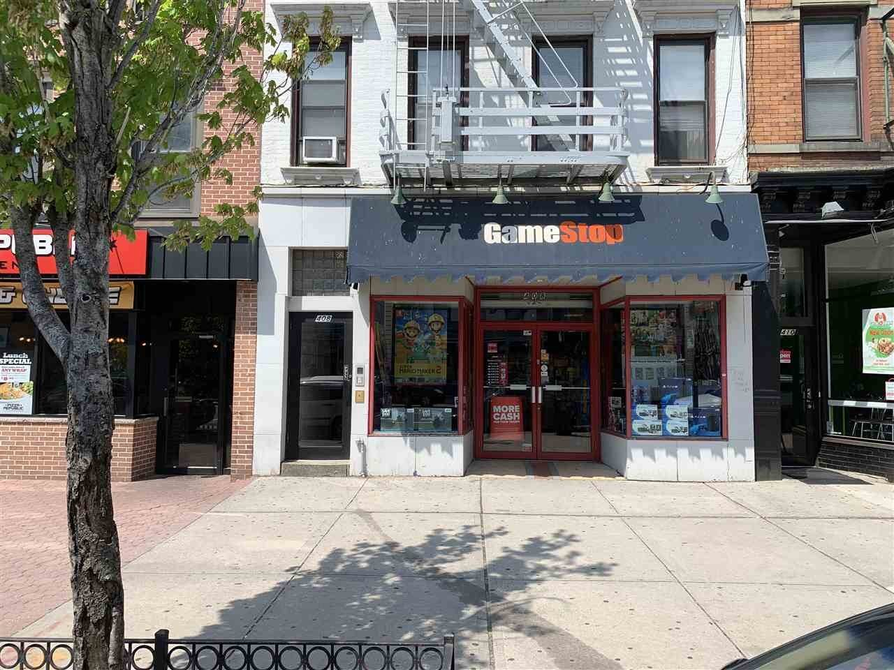 Retail for Rent at 408 WASHINGTON STREET Hoboken, New Jersey,07030 United States