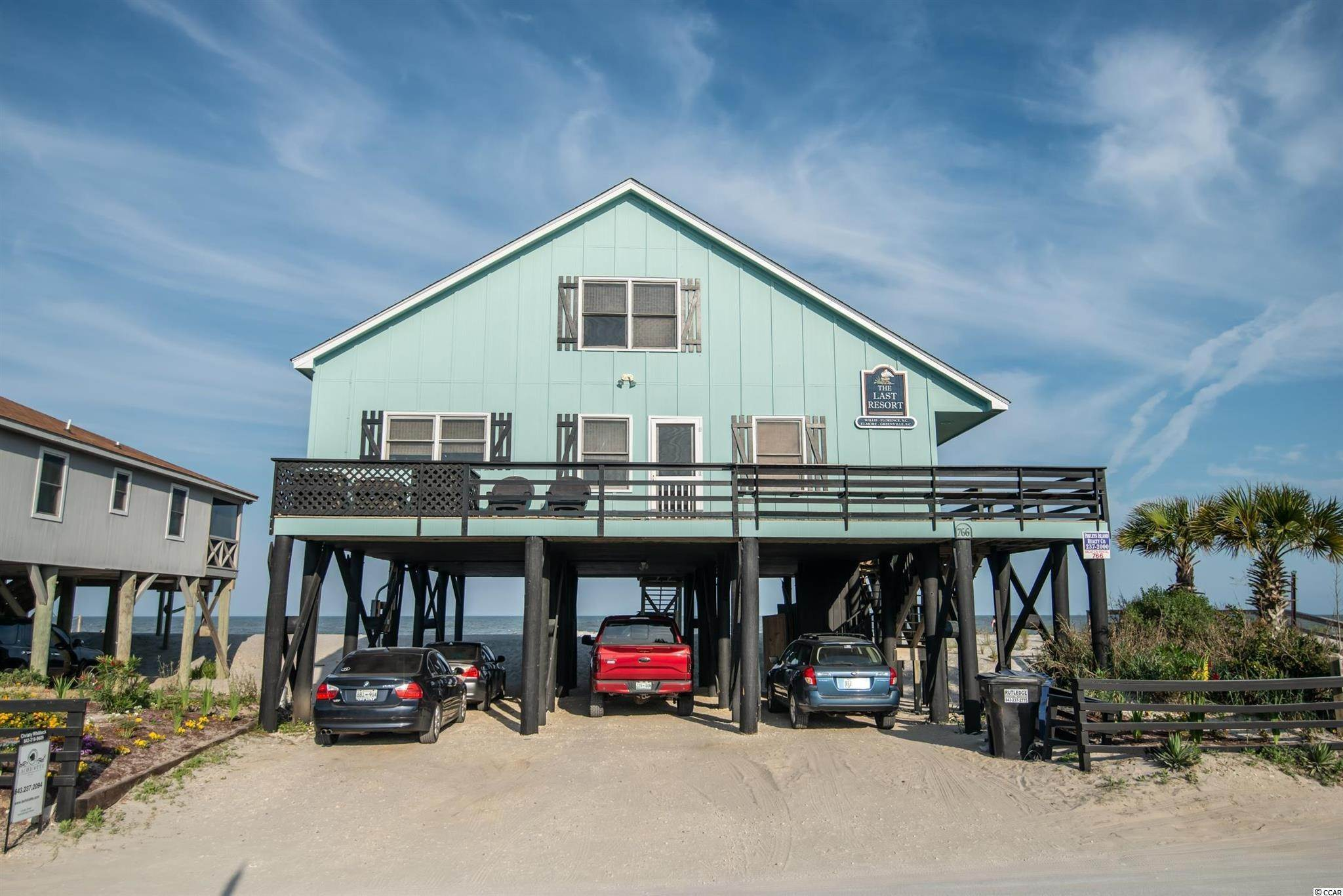 Single Family Home for Sale at 766 Springs Ave. Pawleys Island, South Carolina,29585 United States