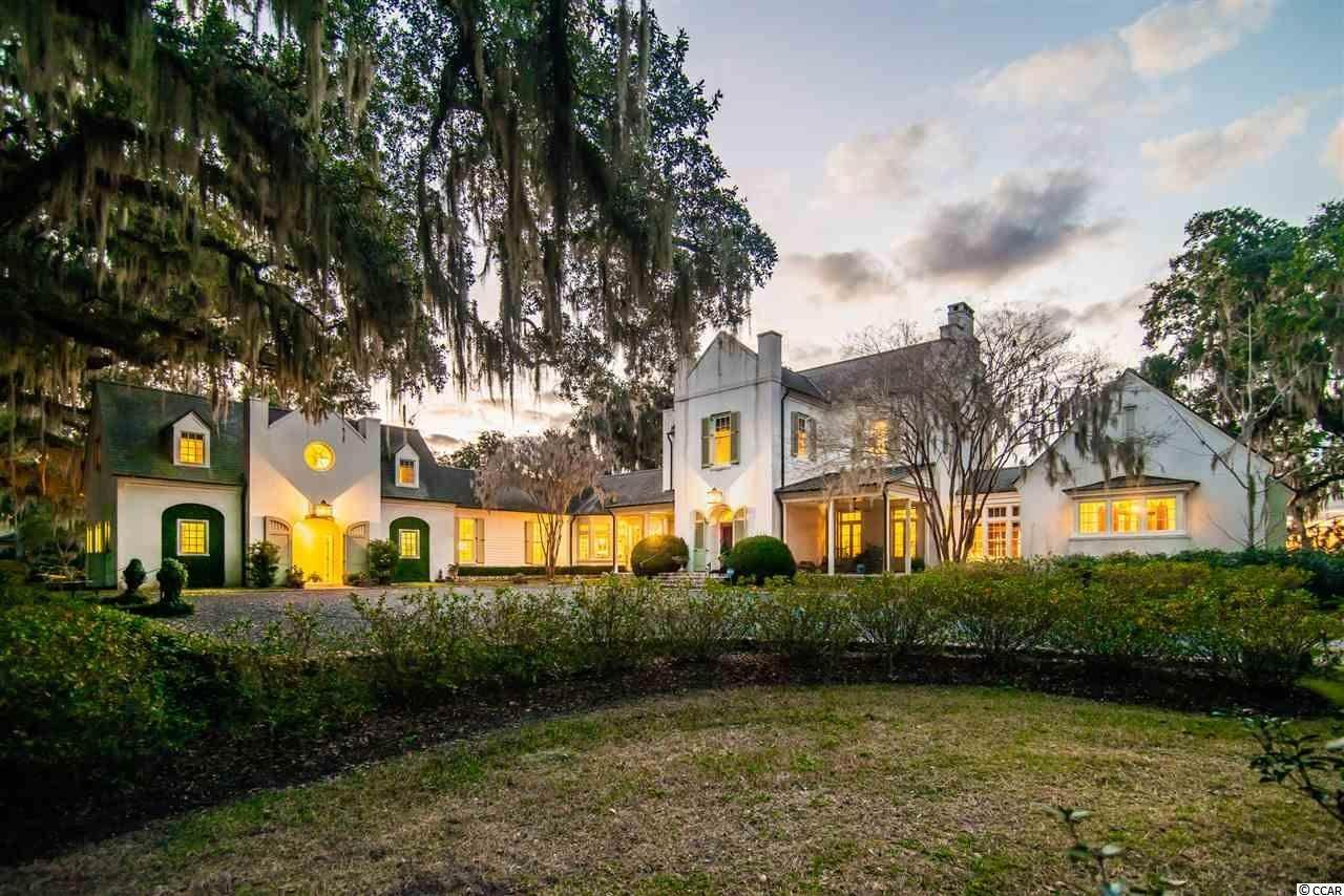 Estate for Sale at 7 Lower Waverly Rd. Pawleys Island, South Carolina,29585 United States