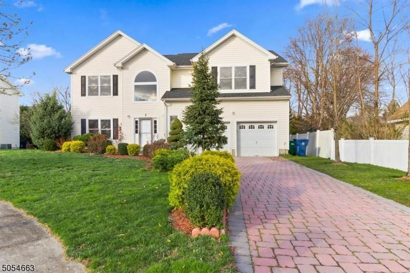 Single Family Home for Sale at 1 BEVERLY STREET Fanwood, New Jersey,07023 United States