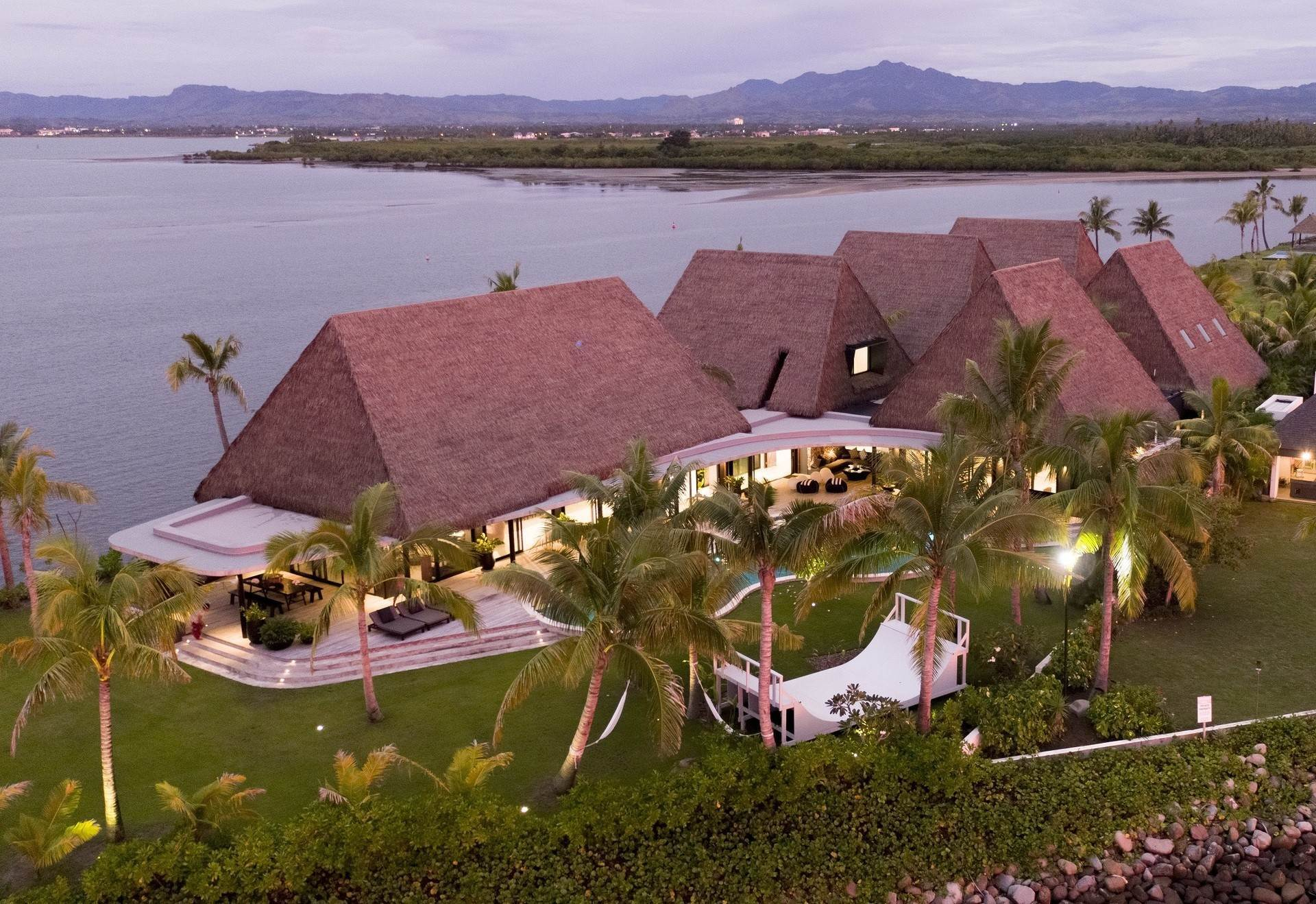 8. Private Island for Sale at A Tropical Island Paradise In An Exclusive Peninsula Setting Fiji