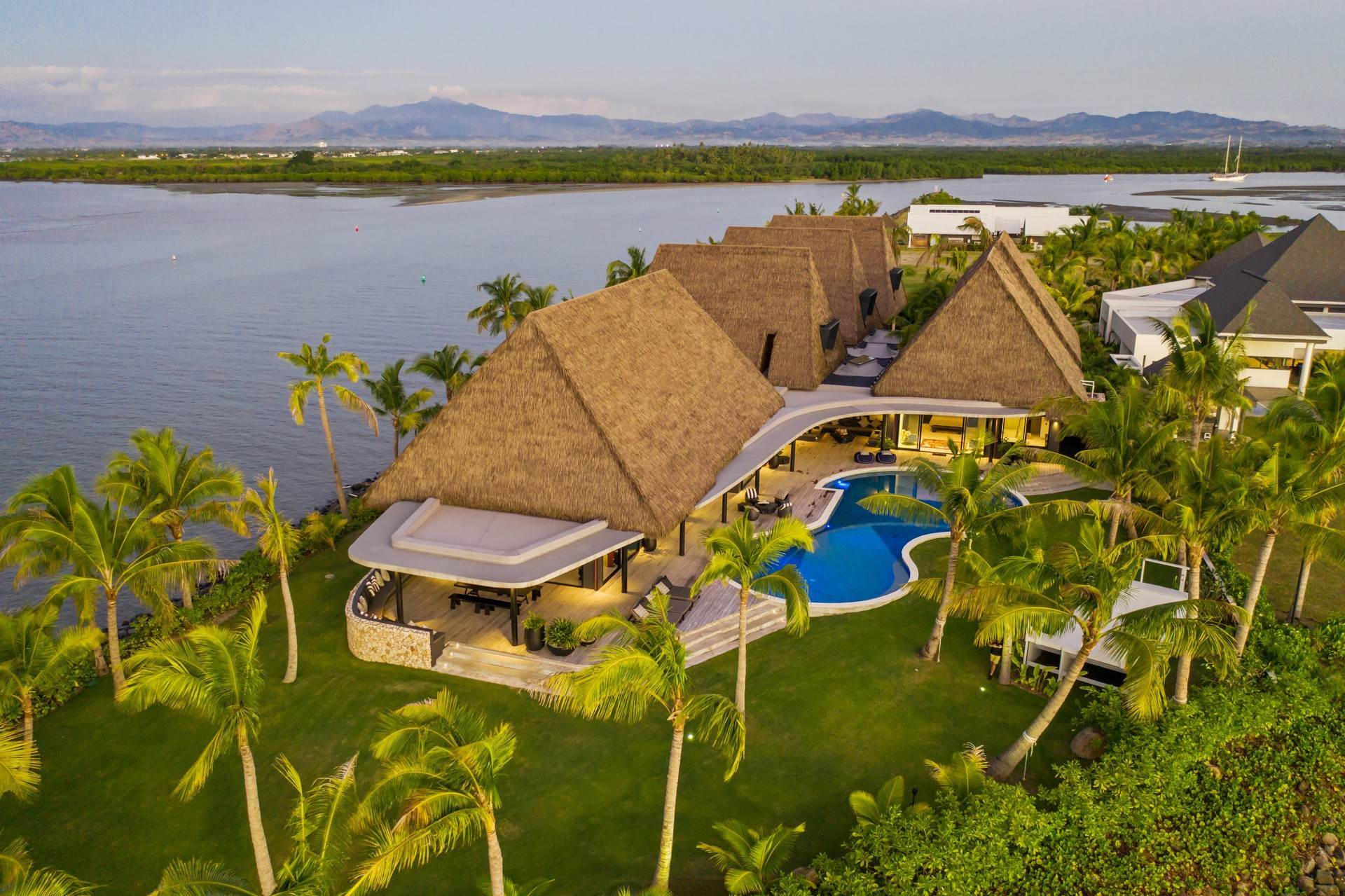 5. Private Island for Sale at A Tropical Island Paradise In An Exclusive Peninsula Setting Fiji