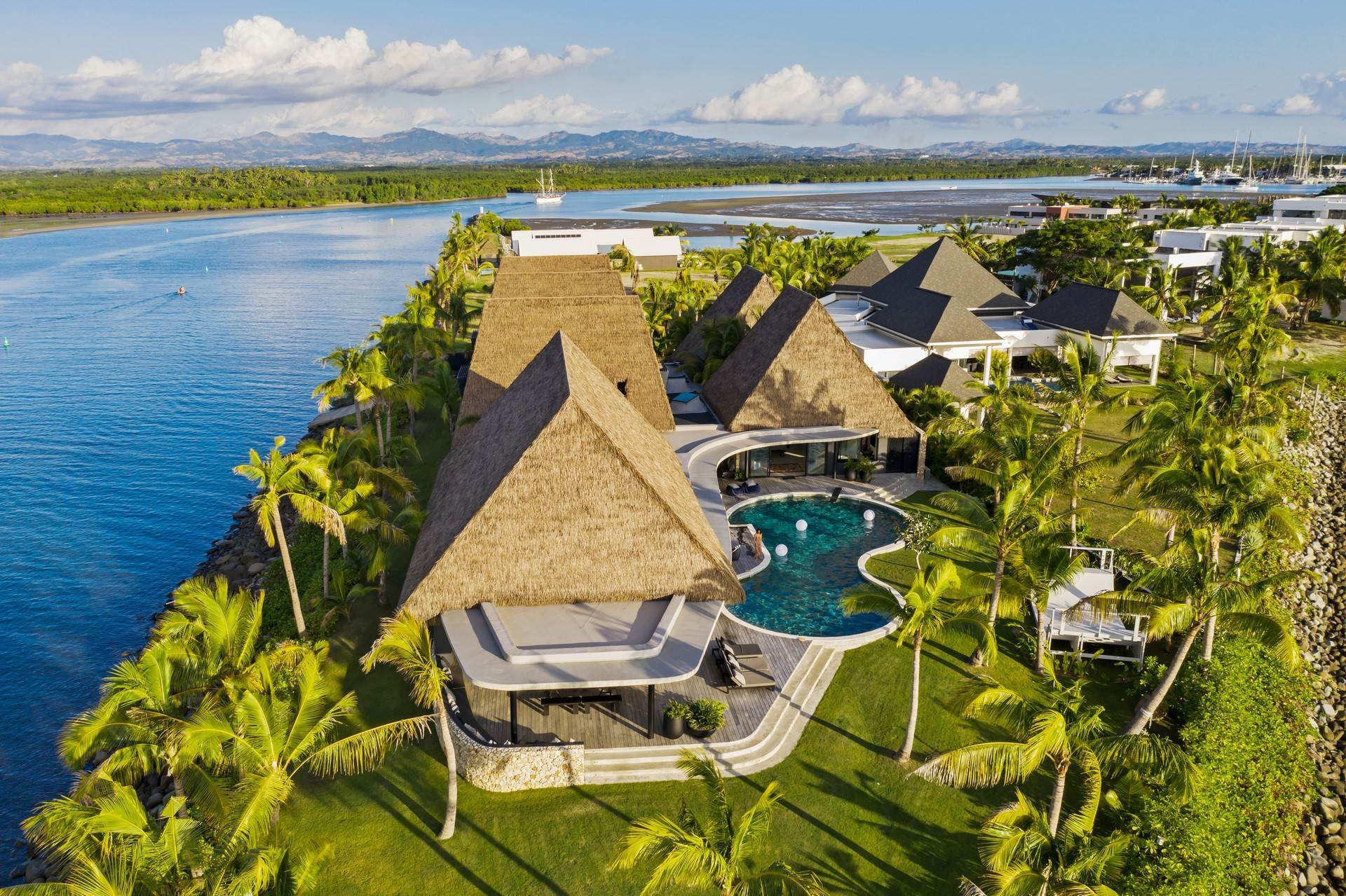 3. Private Island for Sale at A Tropical Island Paradise In An Exclusive Peninsula Setting Fiji