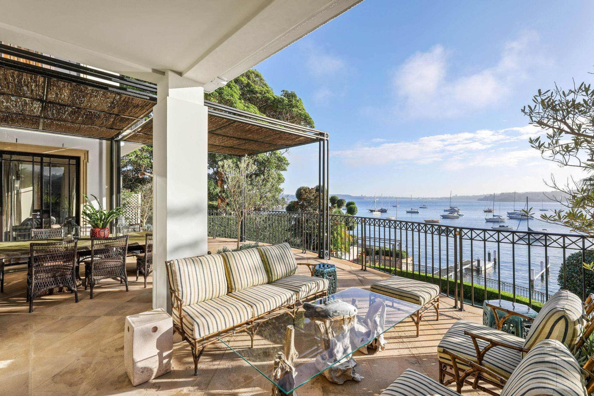 15. Single Family Home for Sale at Absolute Waterfront Estate With World-Class Boating Facilities 21 Coolong Road Vaucluse, New South Wales,2030 Australia