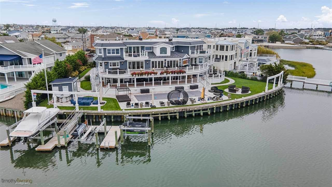 Single Family Home for Sale at Contemporary, Three Story, Single Family - Avalon, NJ 4816 5th Avenue Avalon, New Jersey,08202 United States