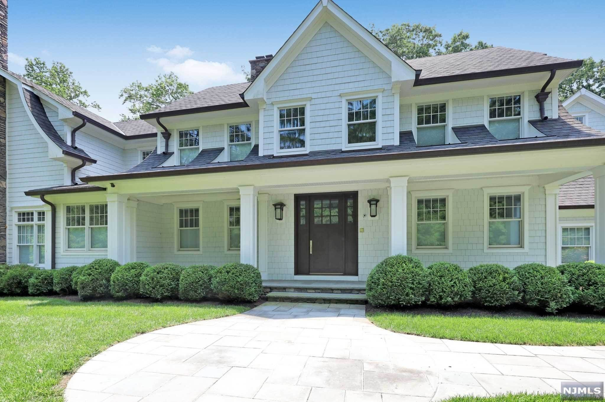 Single Family Home for Sale at 50 Riverview Terrace Upper Saddle River, New Jersey,07458 United States