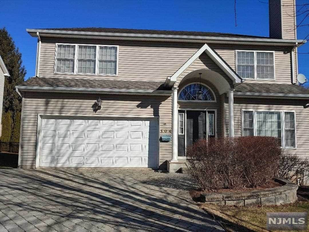 Single Family Home for Sale at 104 Eidner Way Northvale, New Jersey,07647 United States