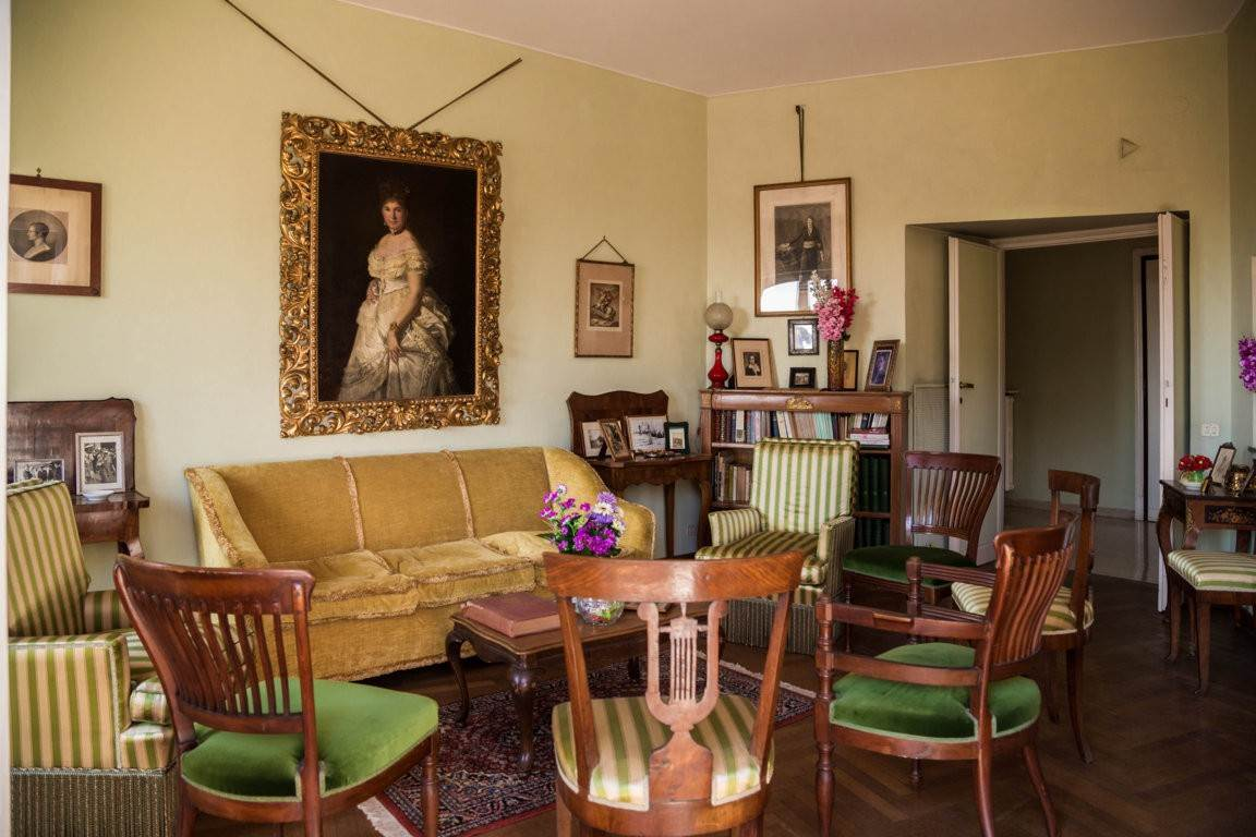 8. Apartamento por un Venta en Rome, prestigious apartment with breath-taking view of the Coliseum and the Ancient Rome Rome, Italia