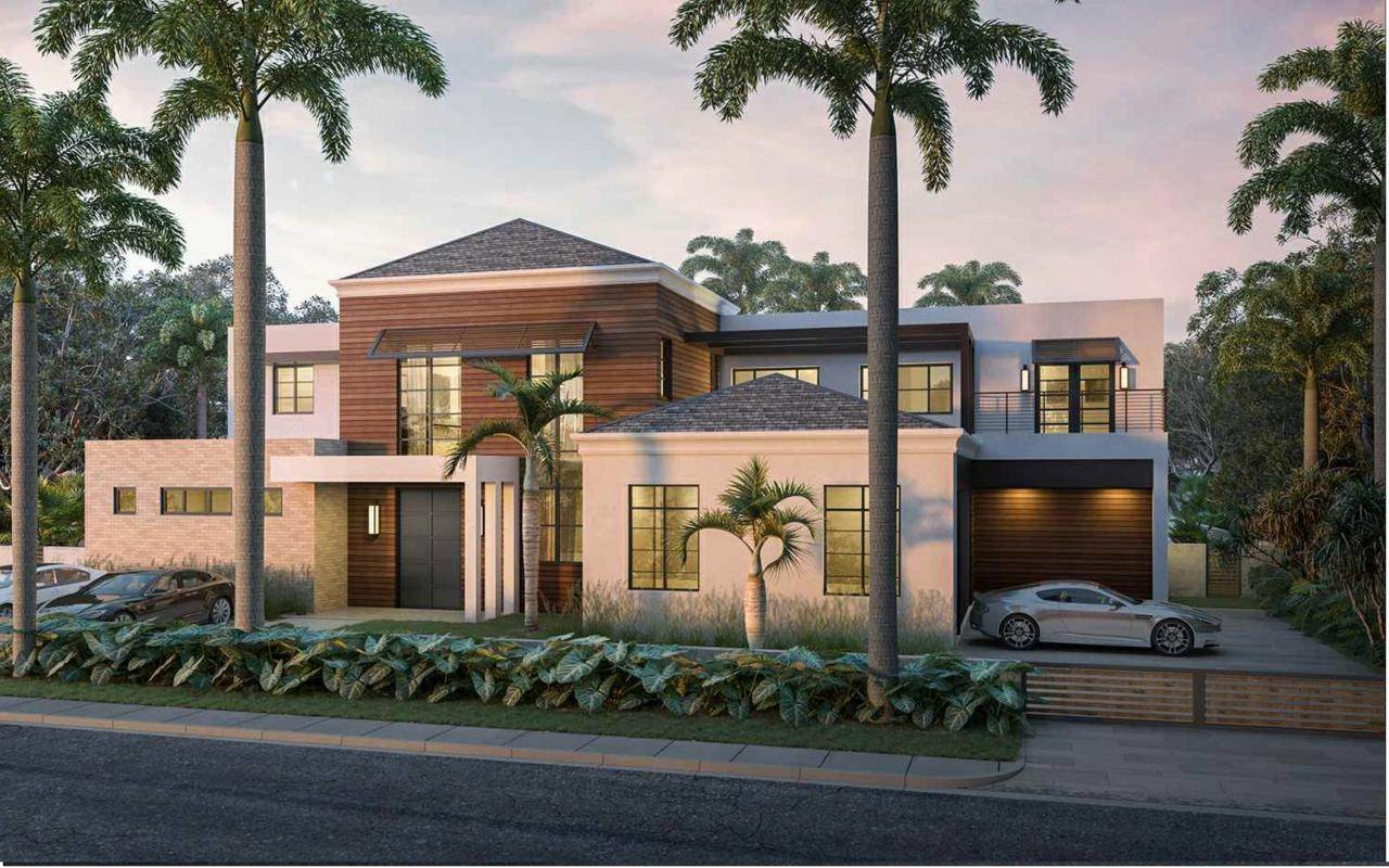 Single Family Home for Sale at 1133 Cocoanut Road Boca Raton, Florida,33432 United States